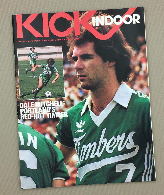San Diego Sockers March 1981 Program