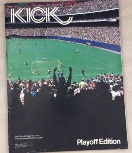 Kick Magazine 1977 Playoff Edition