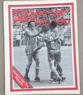 Soccer America Aug 2 1977 Issue
