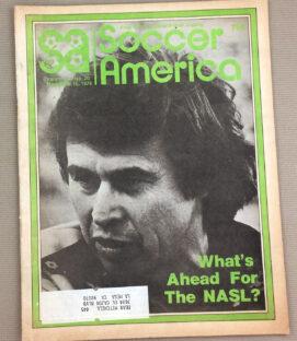 Soccer America November 15 1979 Issue