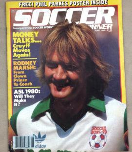Soccer Corner Magazine June 1980