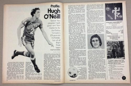 Hugh O'Neill Dallas Tornado