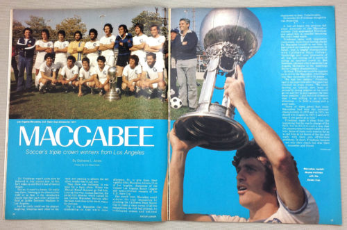 Maccabee 1977 US Open Cup Champions