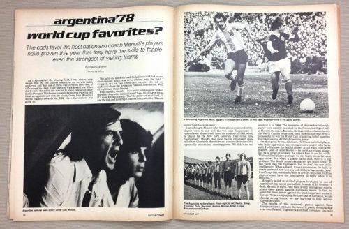 Argentina '78 World Cup Luis Menotti