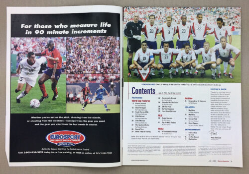World Cup 2002 Team USA
