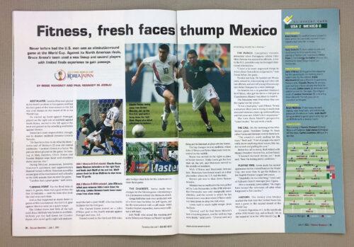 USA 2 Mexico 0