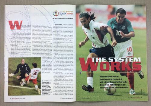 USA beats Mexico 2-0