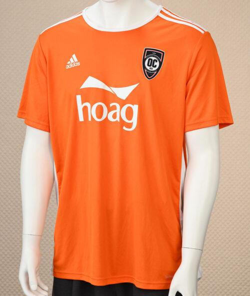 Orange County FC Adidas Jersey