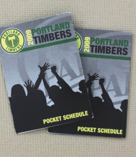 2009 Portland Timbers Schedule