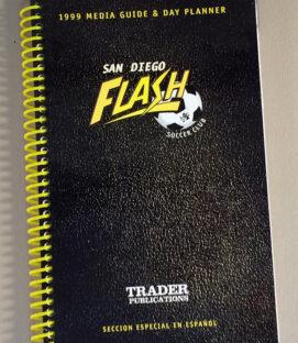 San Diego Flash 1999 Media Guide