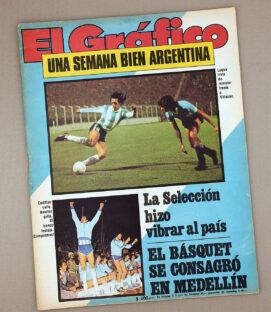 April 11th 1976 El Gráfico
