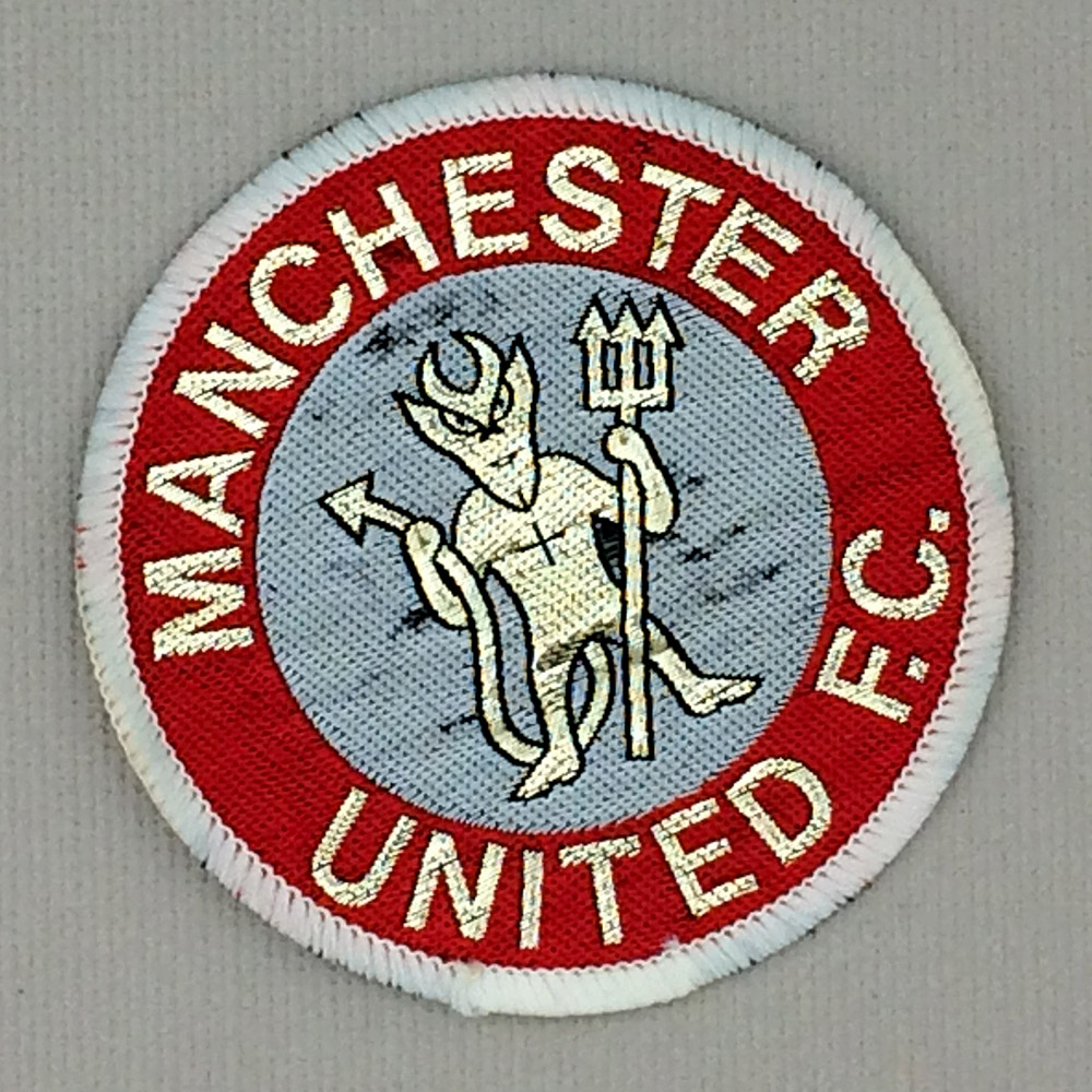 Manchester United Team Patch