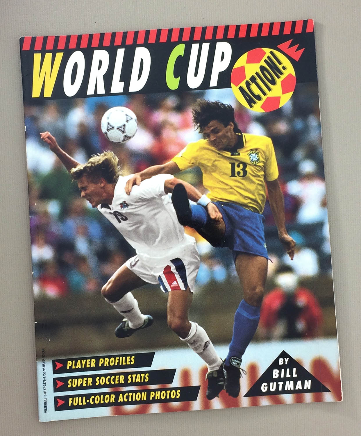 World Cup '94 Action Guide by Bill Gutman