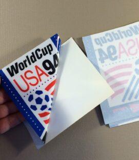 World Cup '94 USA Window Decal