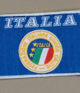 Italia Patch, The Azzuri
