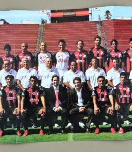 2008 Xolos de Tijuana Team Photo