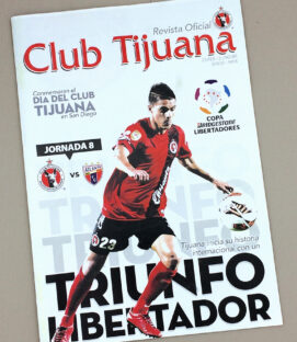 February 23rd, 2013 Xolos de Tijuana Program