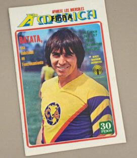1982 Club America Fibra