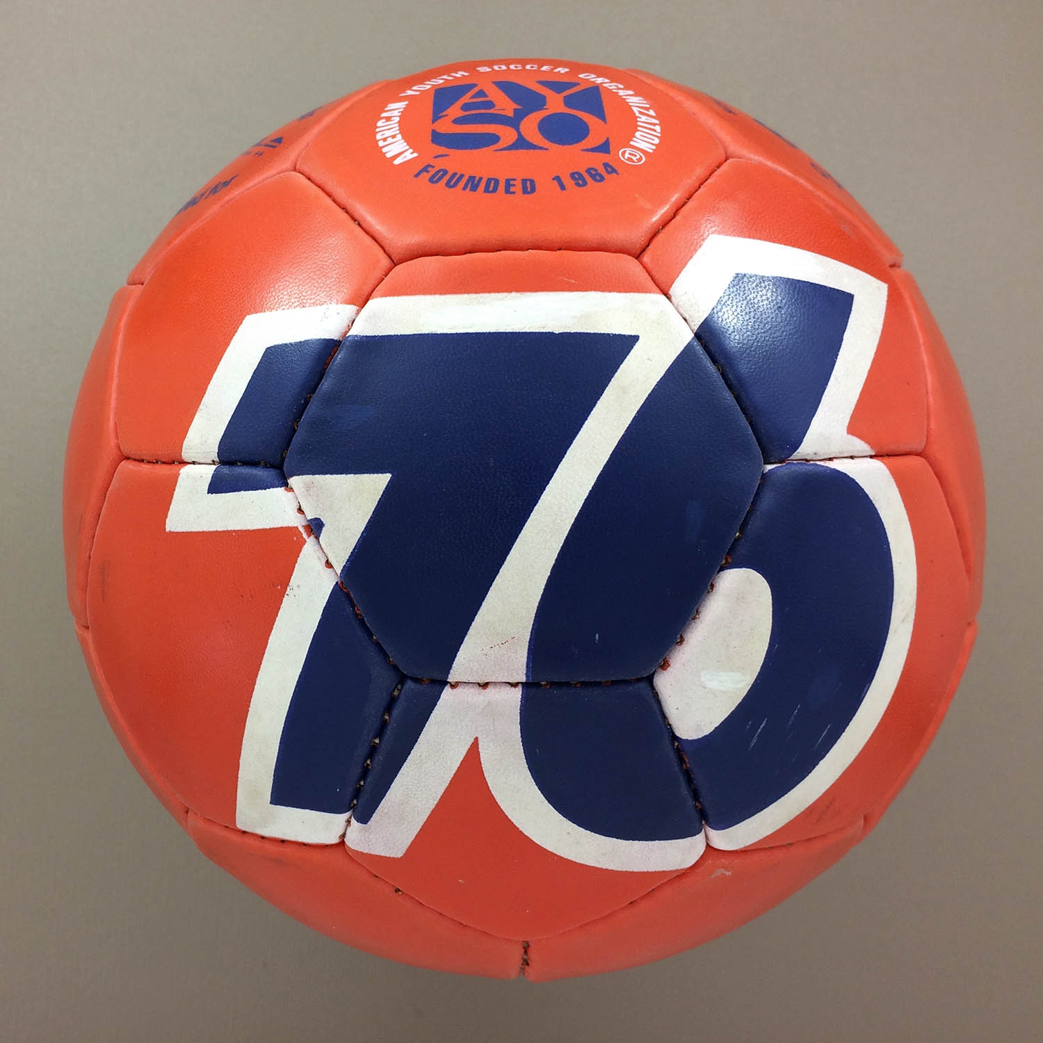 MISL Union 76 Promotional Logo Ball