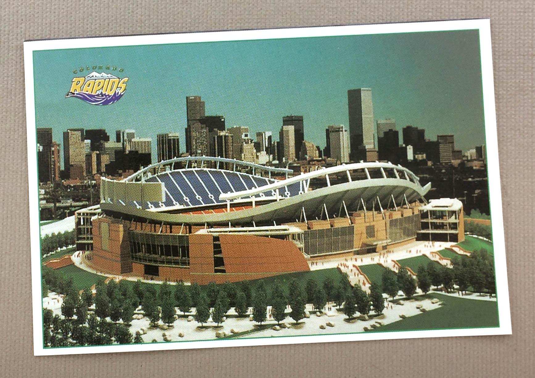 Invesco Field Colorado Rapids Postcard