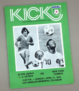 Kick Magazine April 11th 1976