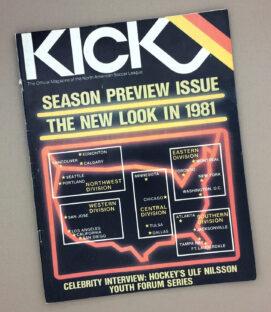 Kick Magazine March 28th 1981