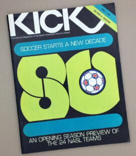 Kick Magazine April 5th 1980
