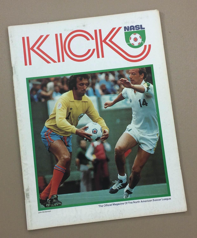 Kick Magazine May 22nd 1977