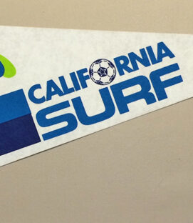 California Surf Pennant