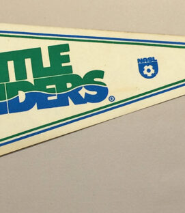 Seattle Sounders Pennant