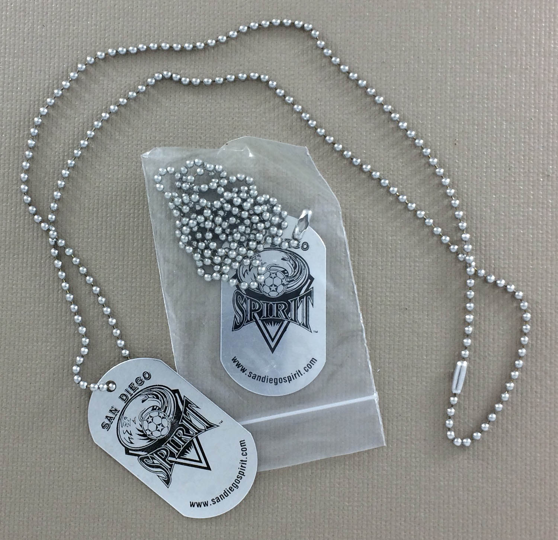 San Diego Spirit Necklace