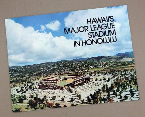 Honolulu 1974 Stadium Guide