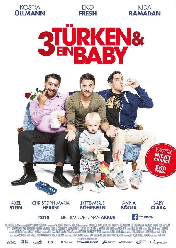 3 турка и 1 младенец (2015)