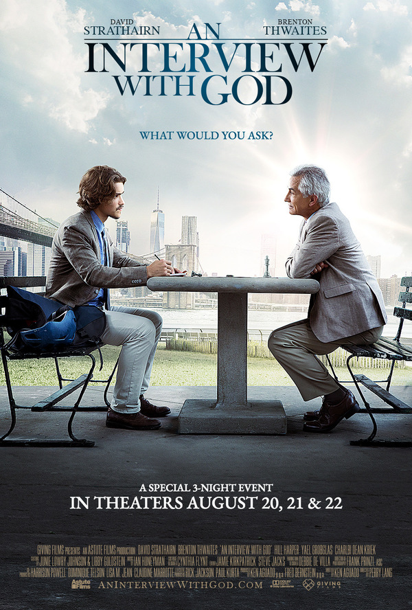 Интервью с Богом (2018)