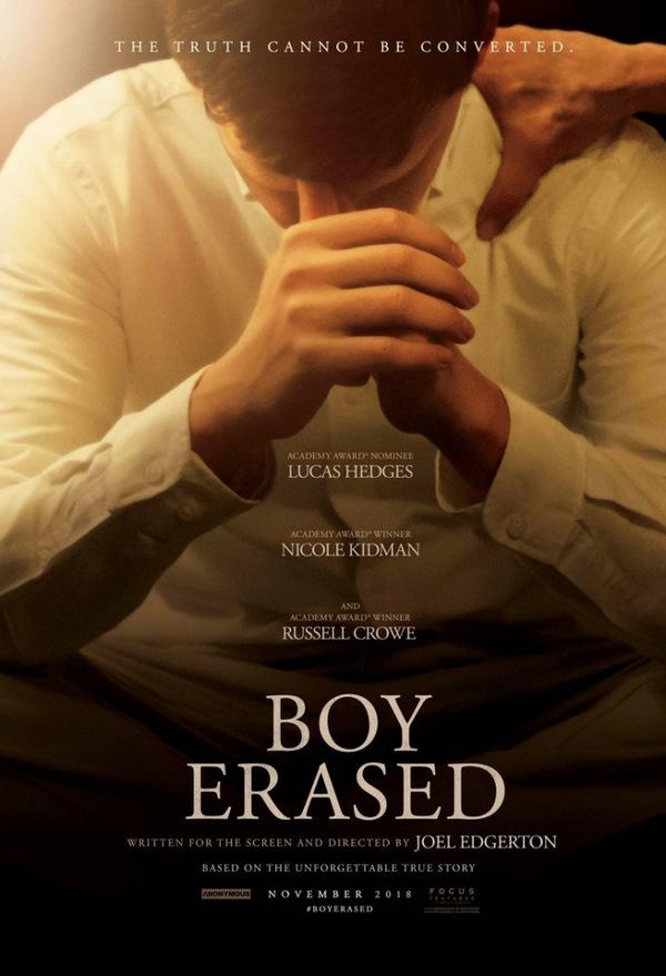 Исчезнувший мальчик (2018)
