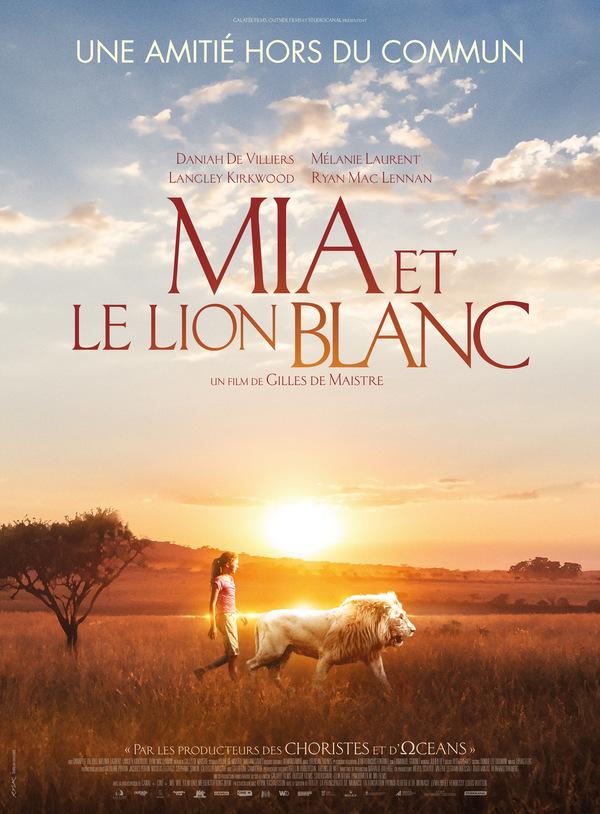 Девочка Миа и белый лев (2018)