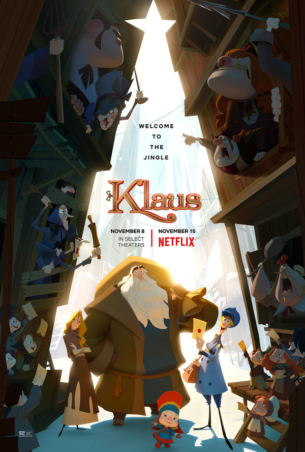 Клаус (2019)