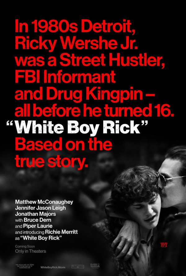 Белый парень Рик (2018)