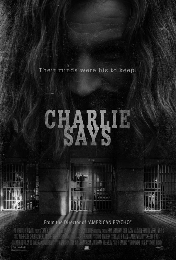 Чарли говорит (2018)