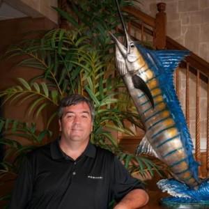 A Billfish Gear Customer