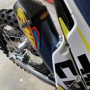 A FXR Racing Finland Customer