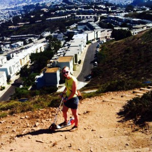 A Marathon Sports Customer