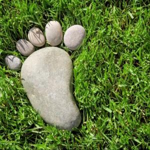 A Happy Feet - The Original Foot Alignment Socks Customer