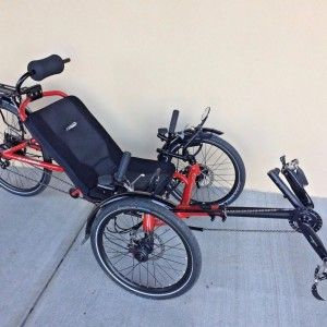 A T-Cycle Customer