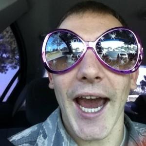A Enemy Eyewear Customer