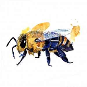 A Bee Lovely Customer
