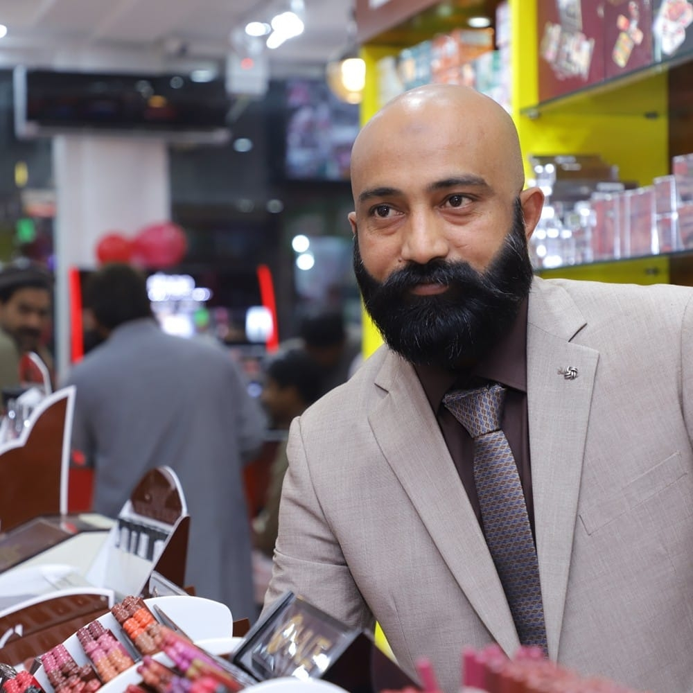 A Hush Puppies Pakistan Customer