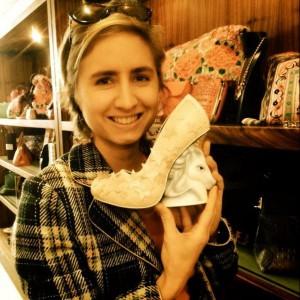A Veldskoen.shoes Customer