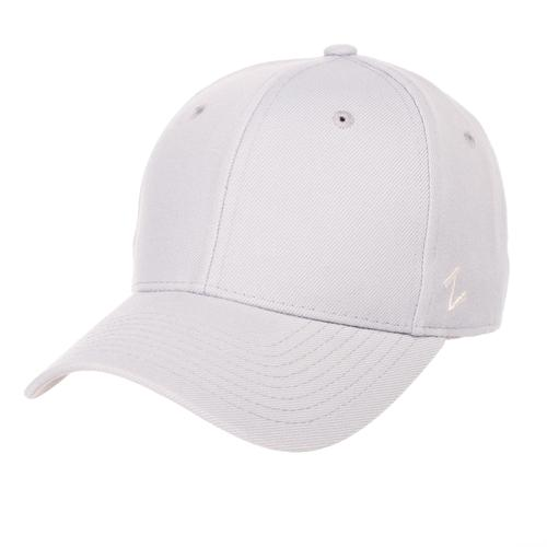 b6cdfd04685e0 Blank Light Gray DH Fitted. Excellent hat