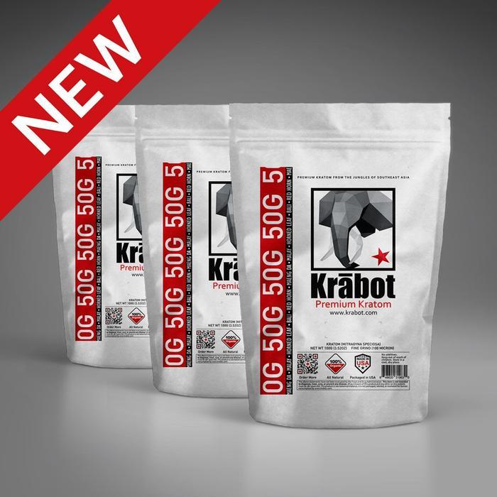 Krābot Blends Sample Pack Powder (M)
